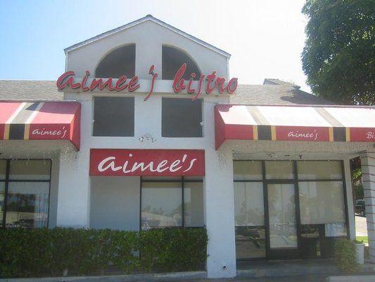 Aimee's Bistro - 800 S Pacific Coast Hwy, Ste 8, Redondo Beach