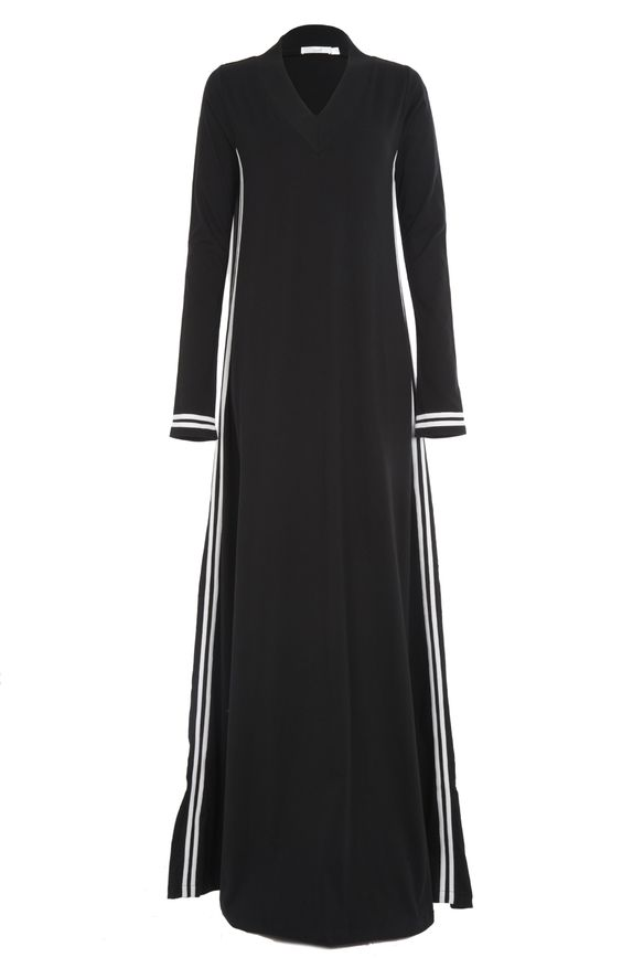 when you u0026 39 re on the go  slip into toshi abaya  causal  easy going  u0026 comfortable  a casual yet