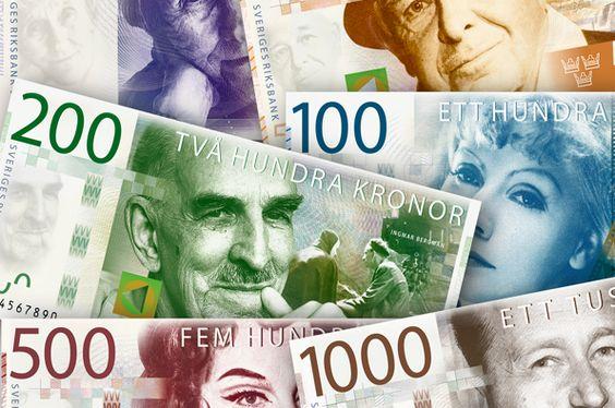 swedish currency by göran österlund