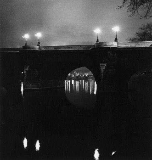 Raymond Voinquel, Paris, le Pont Neuf (c. 1950)