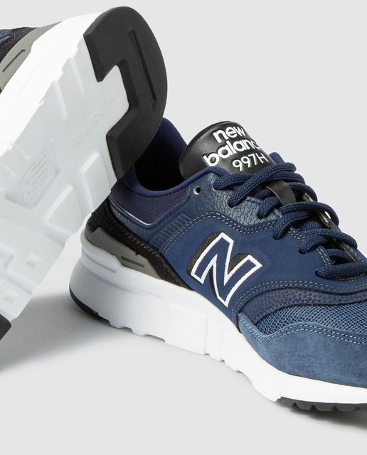 new balance 997h hombre azul