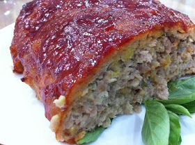 Baking Diary: Pork Meatloaf