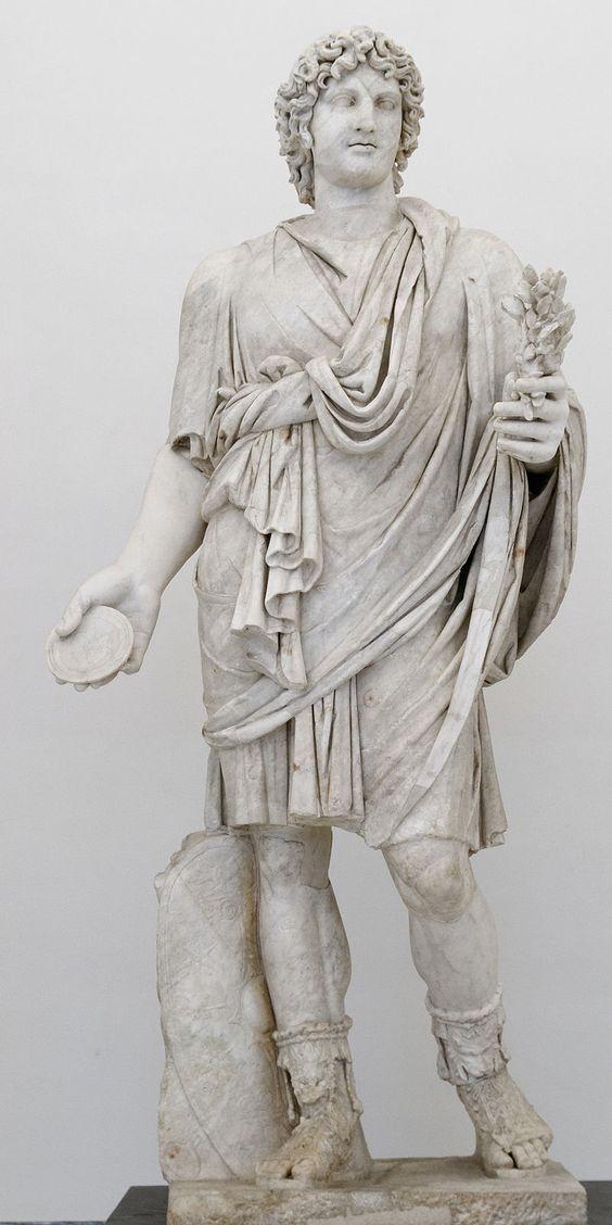 domus-aurea2:  Genii Populi Romani