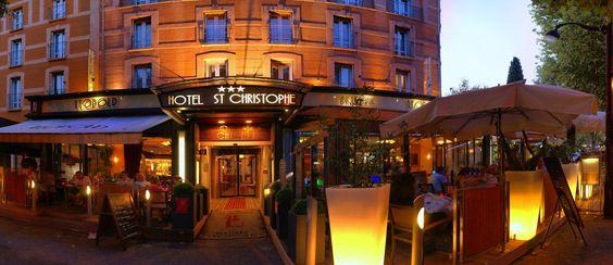 HOTEL SAINT CHRISTOPHE  www.hotel-saintchristophe.com HOTEL 3 étoiles - RESTAURANT Aix-en-Provence