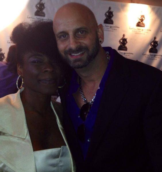 2013 Grammy Award winner Marlow Rosado with the incomparable Buika
