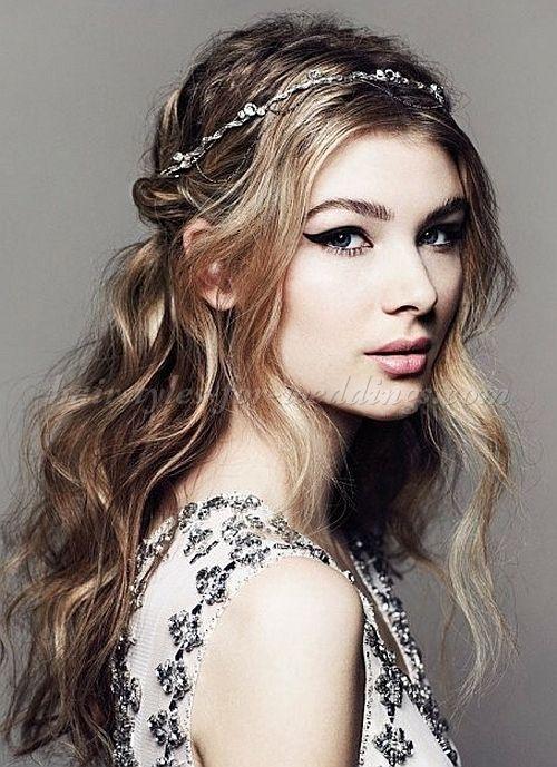 half+up+half+down+wedding+hairstyles+-+half+up+half+down+wedding+hairstyle+with+headband