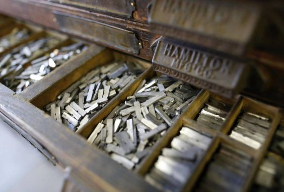 Want to try your hand at letterpress? | Dallas Morning News