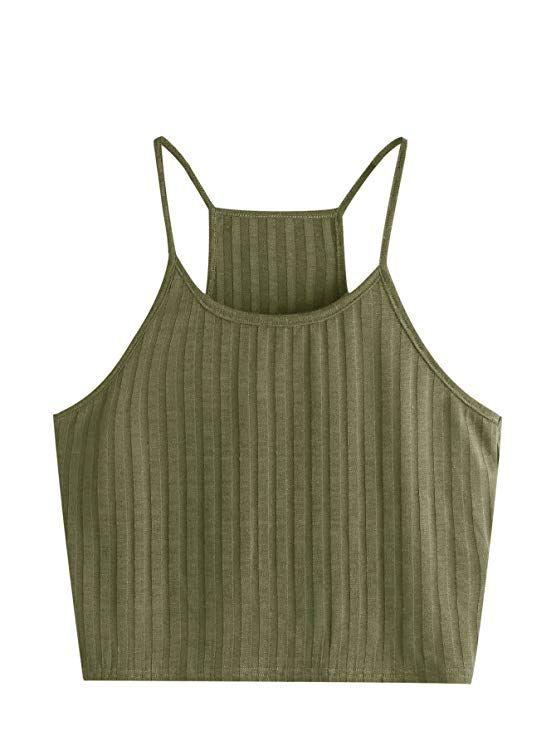 Halife Womens Racerback Tank Tops Camo Print Sleeveless Workout Tops Cute Shirts
