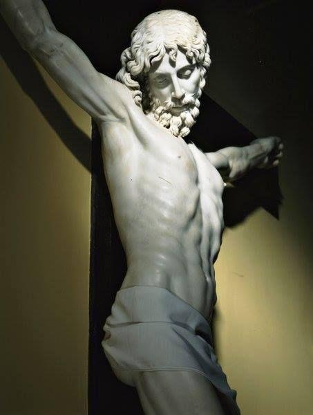 El Jesús real y el Jesús ficticio: su fisonomía - Página 4 4c93da87c42470df2ec4913ff8f651e7--sculpture-art-sculptures