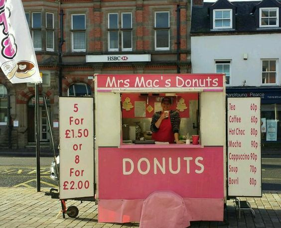 Donut trailer / Catering trailer | United Kingdom | Gumtree