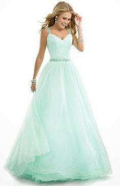 vestidos largos para quinceañeras