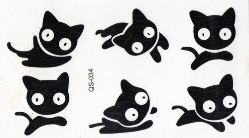 Katze Silhouette Vektor Illustration Mit Bildern Katzen