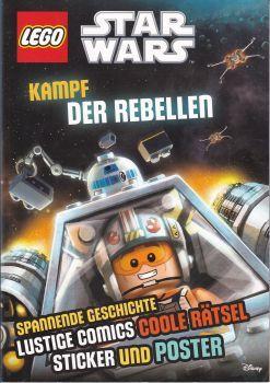 RZOnlinehandel - LEGO® STAR WARS ™ - Kampf der Rebellen - Rätsel und Stickerspaß