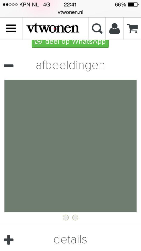 Muurverf vt wonen army green via karwei - jongenskamer  Pinterest ...