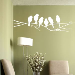 products wall stickers online shop south africa wall buy cw decor morning with nature wall sticker black online