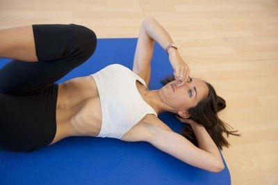 Exercice pour le périnée : fausse inspiration thoracique - Périnée: exercices faciles pour muscler le périnée