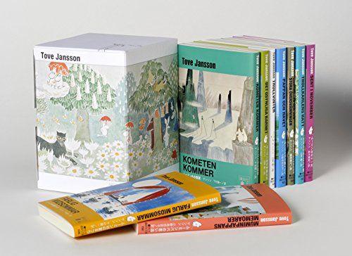 ダウンロード Pdf ムーミン童話限定カバー版 全9巻boxセット 講談社