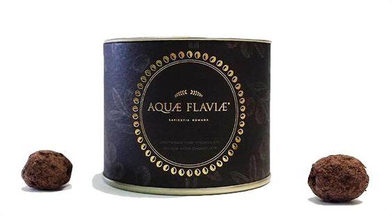 Azeitonas com Chocolate  - Aquae Flaviae