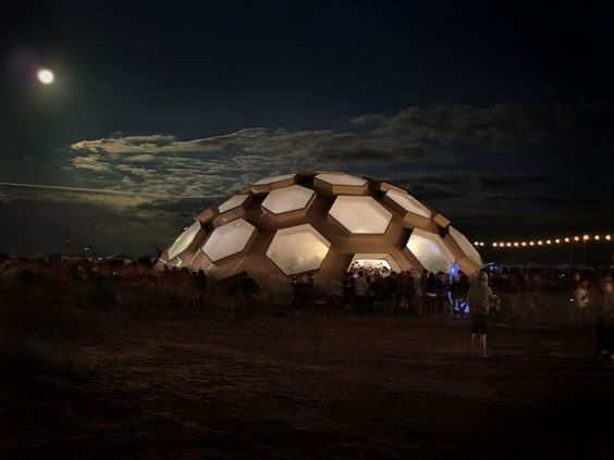 Roskilde Dome 2012 / Kristoffer Tejlgaard + Benny Jepsen