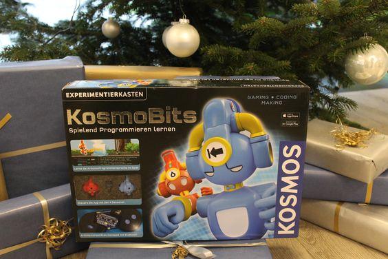 Gewinne einen KosmoBits Experimentierkasten - Zum Gewinnspiel: https://www.facebook.com/kosmos.verlag/photos/a.216375468383384.54662.119845254703073/1281494471871473/