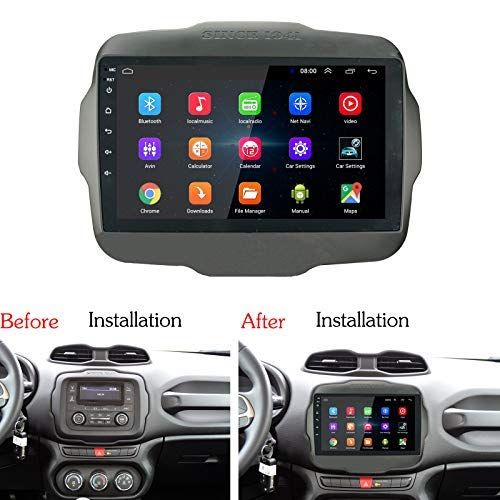 Lexxson Android 8 1 Car Radio Stereo 9 Inch Capacitive Touch