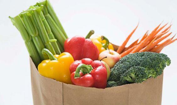 Conservación de verduras y hortalizas.