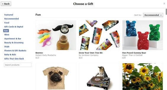 Facebook Gifts have Arrived: Learn How To Unwrap Giving or Receiving a Facebook Gift