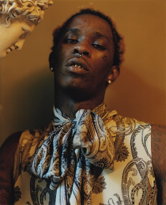 Young Thug // www.babesngents.com // #babesngents