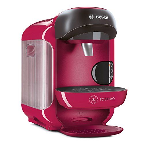 Bosch Tassimo Vivy 2 Pod Or Capsule Coffee Device Pink
