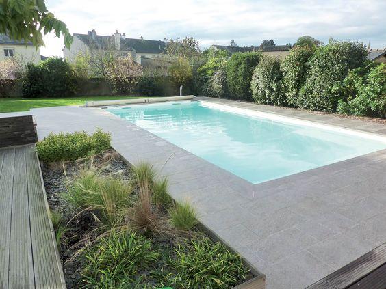 M s de 1000 ideas sobre piscine coque en pinterest mini piscine coque pisc - Coque piscine carree ...
