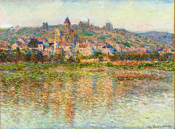 Vétheuil en été, 1879  Claude Monet(French, 1840 - 1926)