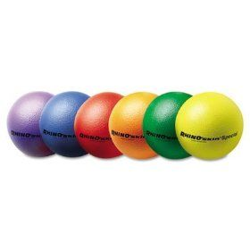 Champion Sports Rhino Skin Dodgeball Set  #dodgeball