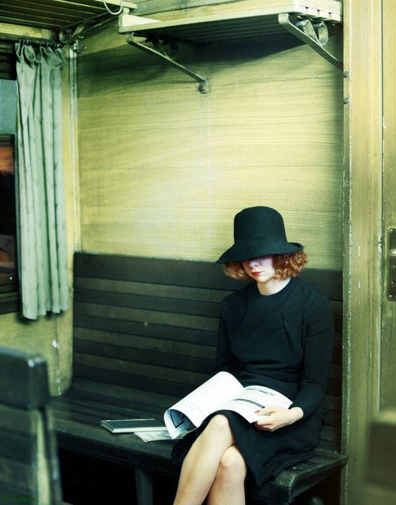 Elina does Edward Hopper