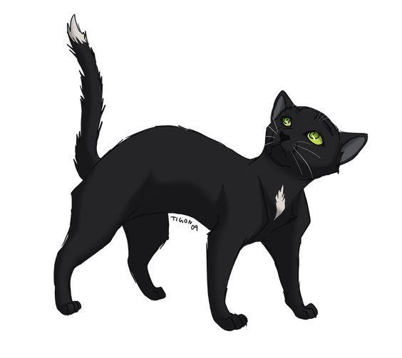 Warriors Into The Wild Manga: Cats, Warrior Cats And The O'jays On Pinterest
