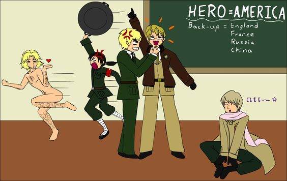 APH- Allies..? by thingy-me-jellyfis.deviantart.com on @DeviantArt