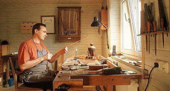 Heiko Wunderlich Bogenbaumeister