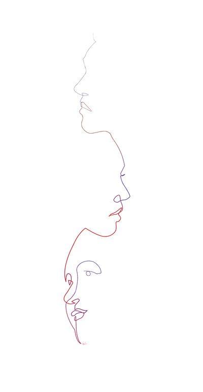 Faces line / Quibe