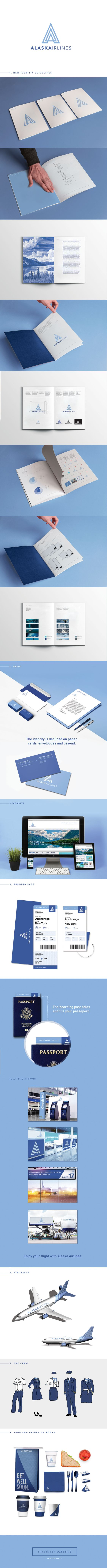 https://www.behance.net/gallery/32328905/Alaska-Airlines-Brand-identity