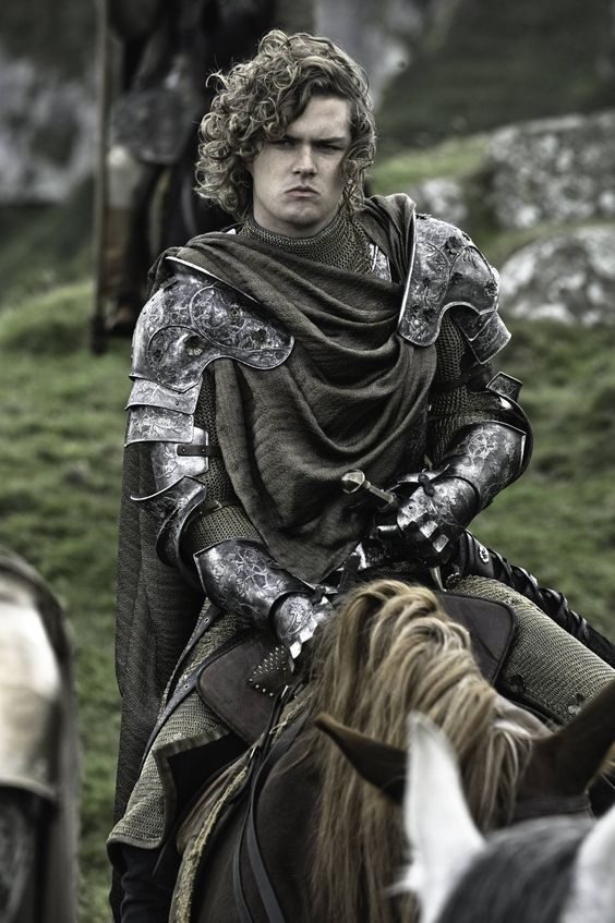 LORAS TYRELL: Imprisoned by the High Sparrow. Helped Cersei to get King Robert drunk on a hunting trip to murder him