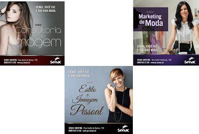 RBA Consulting Fashion Blog: Estudando Moda....Senac Curitiba é o caminho !