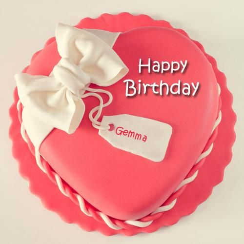 Personalize Girlfriend Birthday Special Cake With Name With
