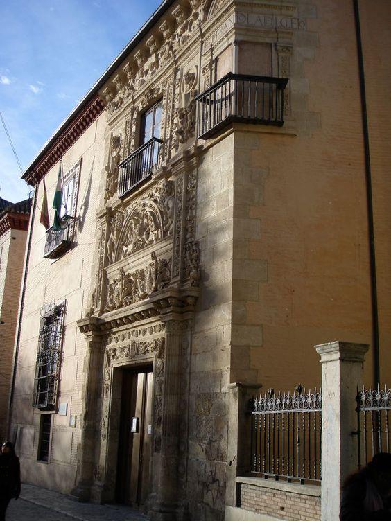 La Casa de Castril y  la Dama Blanca 4c9d642e094a1adb3a60a1b78d6b1a07