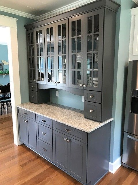 This Beautiful White Farmhouse Kitchen Was Designed With
