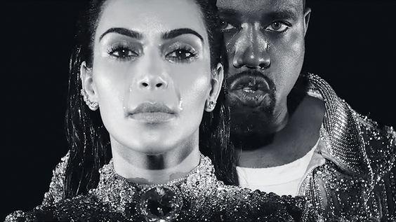 """Kanye West se lanza a los """"Wolves"""" de la moda en su nuevo vídeo."""