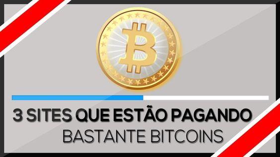 Como ganhar bitcoins fácil e rápido  - 3 super faucets