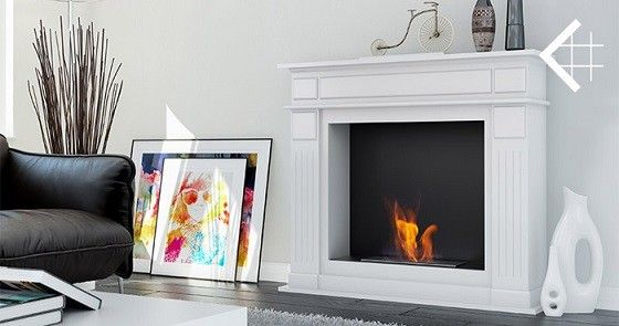 23 best BIOKOMINKI - aranżacje images on Pinterest Fire places - wohnzimmer kamin ethanol