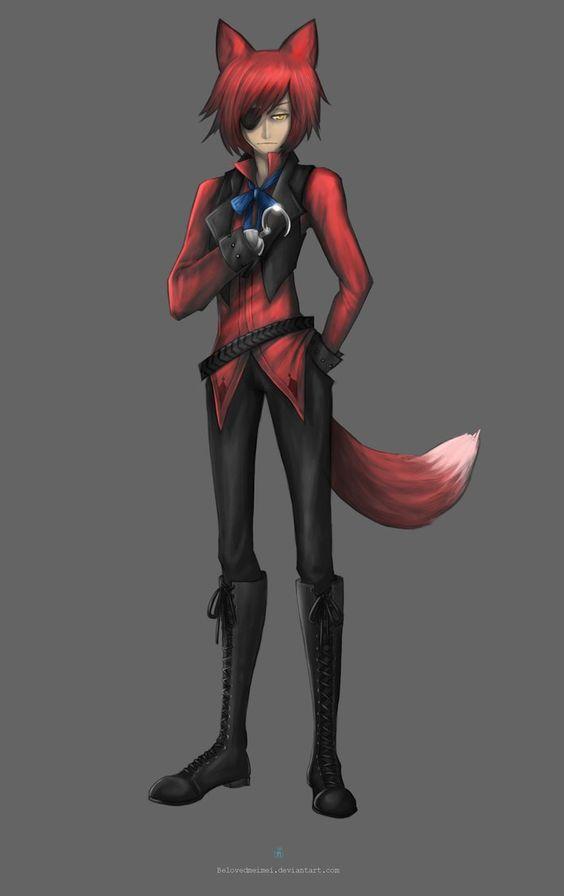 Foxy+Speedpaint by BelovedMeimei on DeviantArt