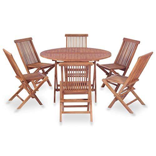 Table de jardin rectangulaire en finition bois terrasses table table de balcon Table Outdoor Marron