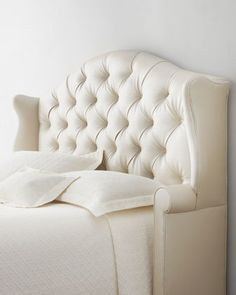 The Tufted Headboard Tutorial{for People Who Think They Can't Make a Tufted Headboard}