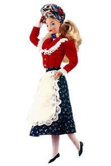 <em>German</em> Barbie® Doll 1st Edition